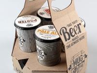 Branding, packaging, marketing