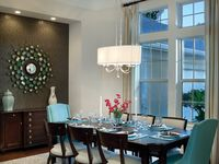 room ideas on pinterest formal dining rooms ruffled tablecloth and