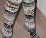 Lange syrømper