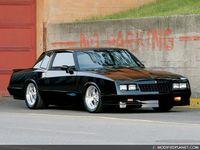 1987 Chevrolet Monte Carlo Quot Aero Coupe Quot 2 Door Hardtop