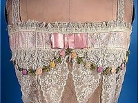 Vintage Millinery,Embroidery & Ribbonwork