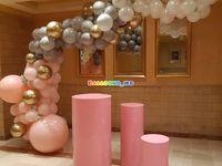 Pin On Organic Balloons Decoration اورجنيك بالون