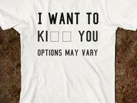 T-shirts I need!