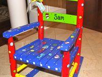 childs rocking chairs Childs Rocking Chair Inspiration Child rockin...