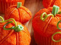 ... | Pumpkin Cupcakes, Pumpkin Spice Cupcakes and Pumpkin Pie Cupcakes