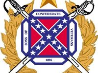 veterans day confederate flag