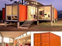 Container houses Trailers & Tiny houses