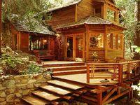 Cabins etc.