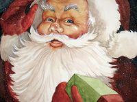 Santas Santas Santas