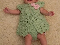 Crochet-Baby Clothes