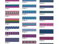 Seminole Patch Pattern