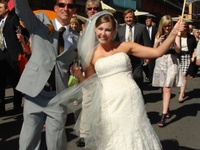 Wedding Mardi Gras or FRENCH QUARTER thème