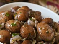 ... Pinterest | Marinated mushrooms, Clubs in boston and Roasted potatoes
