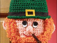 Crochet & Fabric -  St. Patty