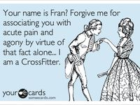 Crossfit funnies