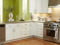 18 best images about kitchen design watercolor floral - B jorgsen cabinets ...