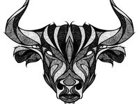 Bull (Taurus) Tattoos