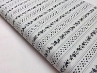 Black and White Fabrics / Black and White Fabrics in Our Store