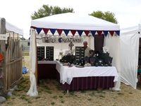 Craft Show Booth Display and Setup Ideas