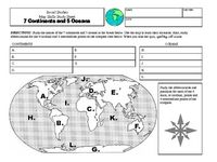 Geography, map skills