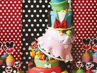 Disney Mickey, Minnie and Friends Party