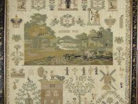 Inspiration, history and needlework all in one place!