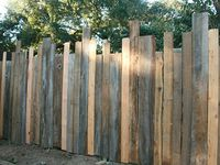 fence front entry