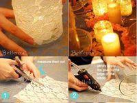 Como usar as velas