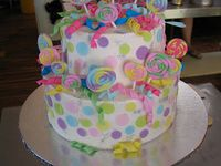 Birthday parties and cakes