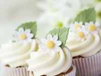 Ideias de decoração para bolos e cupcake