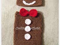 Crochet Cacoons
