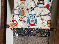 Quilts & Stitchery