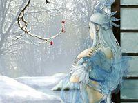 tuyết nữ bạch phụng cao tiệm ly - Tần thời minh nguyệt