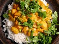 Indian Food (Less Insane Project) on Pinterest   Aloo Gobi, Indian and ...