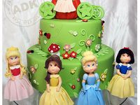 83 Diznijeve princeze ideas   cupcake cakes. disney cakes. kids cake