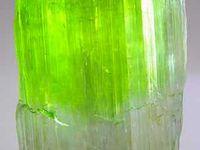 Green colour minerals