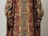 Traditional Russian Dress