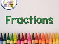 61 Best Fractions Activities for K - 3rd Grade images ...