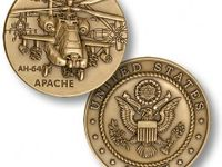 Weapons Systems (US Army Challenge Coins)
