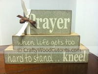 woodcraft - vinyl lettering etc.