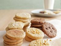 about Cookies on Pinterest | Soft peanut butter cookies, Fruity pebble ...