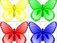 метелики: лучшие изображения (85)   Activities, Butterfly и Color ...