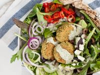 Healthy Salads and Vegetarian Recipes