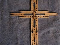 VBS Crafts on Pinterest | Cross Crafts, Armor Of God and Bible Crafts
