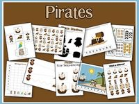 Pirates Activities for Kids