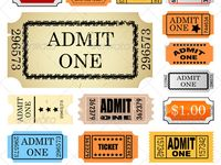 1000+ images about Ticket Template on Pinterest