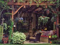 outside secret garden