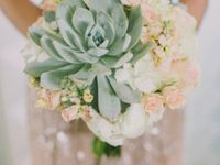 Ocean Blue and Sea Green Wedding