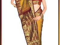 ALL ABOUT TRADITIONAL INDIAN SAREES!!!