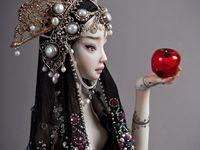 OOAK Art Dolls & Critters